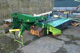 John Deere Rear 331 Mower