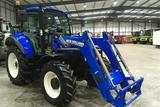 New Holland T5.105 Electrocommand