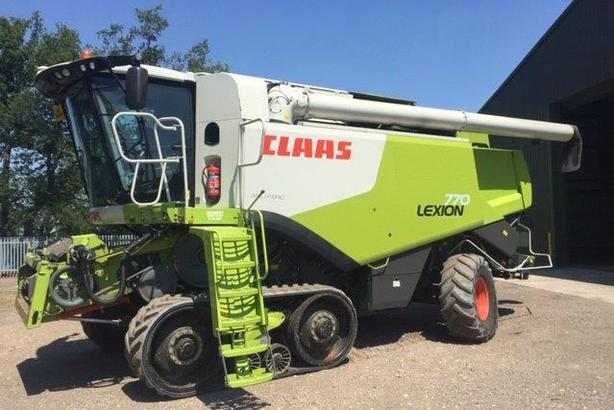 CLAAS Used Machinery